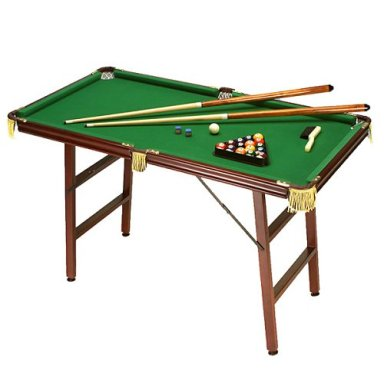 Voit Competition Mini Pool Table